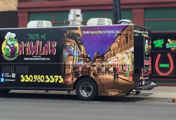 Kiss Kitchen Food Truck
